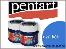 PENTART Selyemfesték    50ml   Azúrkék