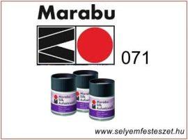MARABU Selyemfesték |  50ml | Fedőfehér | 071