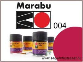 MARABU Selyemfesték |  50ml | Gránit vörös | 004