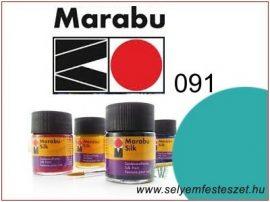 MARABU Selyemfesték |  50ml | Karibzöld | 091
