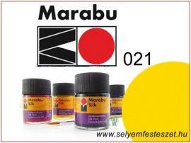 MARABU Selyemfesték |  50ml | Középsárga | 021