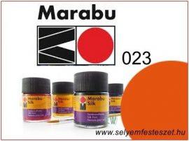 MARABU Selyemfesték    50ml   Narancsvörös sárga   023