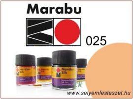MARABU Selyemfesték |  50ml | Sárgabarack | 025