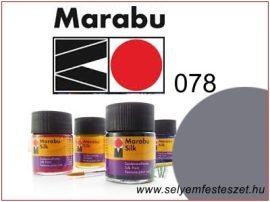MARABU Selyemfesték |  50ml | Szürke | 278