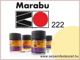 MARABU Selyemfesték |  50ml | Vanillia | 222