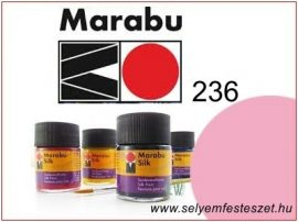 MARABU Selyemfesték    50ml   Világos pink   236