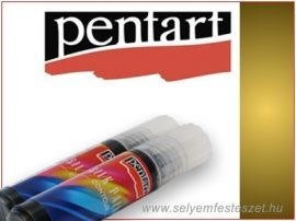 PENTART | Selyemkontúr | 20ml | Arany