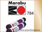 MARABU | Selyemkontúr | 25ml | 784 | Metál arany