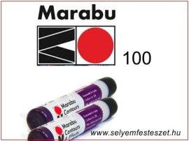 MARABU   Selyemkontúr   25ml   100   Színtelen
