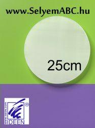Selyem mandala | 25cm |  Pongé 8 | IDEEN 42703