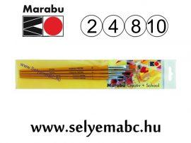 Ecset | MARABU | készlet 2-4-8-10mm