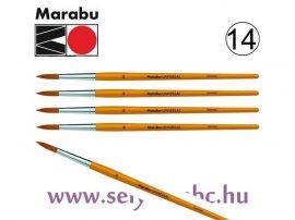 Ecset | MARABU | 14 mm méret