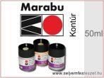 MARABU | Selyemkontúr | 50ml | 100 | Színtelen