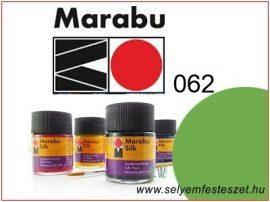 MARABU Selyemfesték |  50ml | Világos zöld | 062