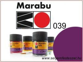 MARABU Selyemfesték |  50ml | Padlizsán | 039
