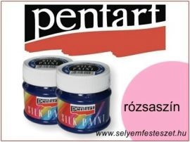 PENTART Selyemfesték |  50ml | Rózsaszín