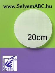 Selyem mandala   20cm    Ponge 8   IDEEN 42702