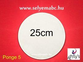 Selyem mandala   25cm   Pongé  5   Arty's