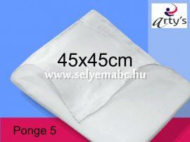 Selyemkendő |  45x45cm | Pongé 5 | Arty's