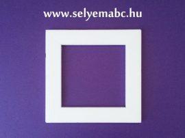 Habtábla keret | Festhető | 22.5cm x 22.5cm