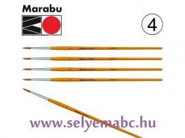Ecset | MARABU |  4 mm méret