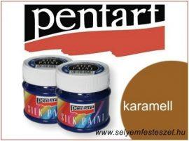 PENTART Selyemfesték |  50ml | Karamell