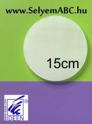 Selyem mandala | 15cm |  Pongee  8 | IDEEN 42704