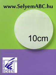 Selyem mandala | 10cm |  Pongé  8 | IDEEN 42705