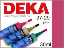 DEKA Selyemkontúr | 37-29 | 30ml | Pink