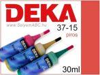 DEKA Selyemkontúr | 37-15 | 30ml | Piros