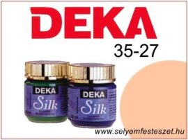 DEKA Selyemfesték | 35-27 | 25ml | Flamingo