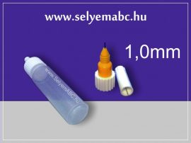 Műanyag tubus 20ml + Finomvonal kontúrozó  1.0mm