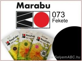 Marabu Por Selyemfesték | EasyColor - Batik | Fekete | 073