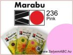 Marabu Por Selyemfesték | EasyColor - Batik | Világos Pink| 236