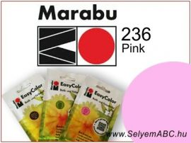 Marabu Por Selyemfesték   EasyColor - Batik   Pink  236