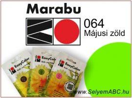 Marabu Por Selyemfesték   EasyColor - Batik   Májusi zöld   064