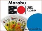 Marabu Por Selyemfesték | EasyColor - Batik | Azúrkék | 095