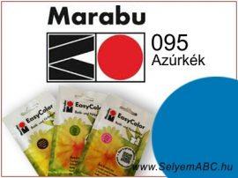Marabu Por Selyemfesték   EasyColor - Batik   Azúrkék   095