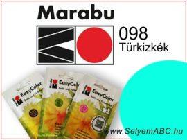 Marabu Por Selyemfesték | EasyColor - Batik | Türkizkék| 098