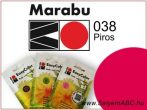 Marabu Por Selyemfesték | EasyColor - Batik | Karminpiros | 032