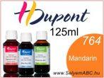 H.DUPONT Gőzfixálós Selyemfesték | 125ml | 764 - Mandarine | Mandarin