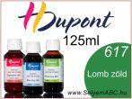 H.DUPONT Gőzfixálós Selyemfesték | 125ml | 617 - Vert Feuillage | Lomb zöld