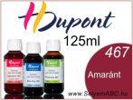 H.DUPONT Gőzfixálós Selyemfesték | 125ml | 467 - Amaranthe | Amaránt