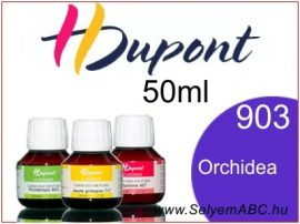H.DUPONT Gőzfixálós Selyemfesték | 50ml | 903 - Orchidée | Orchidea