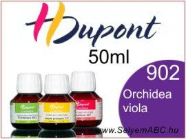 H.DUPONT Gőzfixálós Selyemfesték   50ml   902-Orchidée Violacée   OrchideaViola
