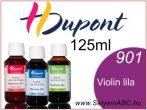 H.DUPONT Gőzfixálós Selyemfesték   125ml   901 - Violine   Violin lila