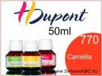 H.DUPONT Gőzfixálós Selyemfesték | 50ml | 770 - Camélia | Camélia