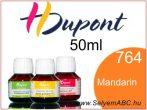 H.DUPONT Gőzfixálós Selyemfesték   50ml   764 - Mandarine   Mandarin