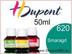 H.DUPONT Gőzfixálós Selyemfesték | 50ml | 620 - Emeraude | Smaragd
