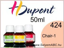 H.DUPONT Gőzfixálós Selyemfesték   50ml   424 - Chair 1   Chair 1